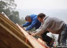 鱼形山水库边的洋木匠