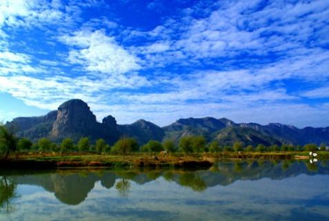 中国道教名山——浮邱山