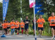 """【AG和记娱乐画报】""""史上最美乡村赛道""""!2019紫薇国际半程马拉松热力开跑"""