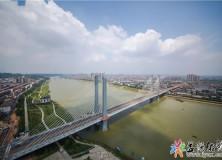 AG和记娱乐新地标西流湾大桥通车在即,高颜值视频美图抢先看