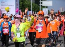 用奔跑庆祝母亲节,AG和记娱乐掀起全民健身热潮