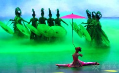 《伞之舞》