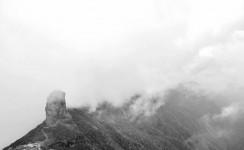 云雾梵净山