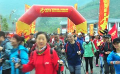 2019重走红军路、挑战31,5公里