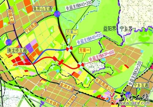 官新高速线路图