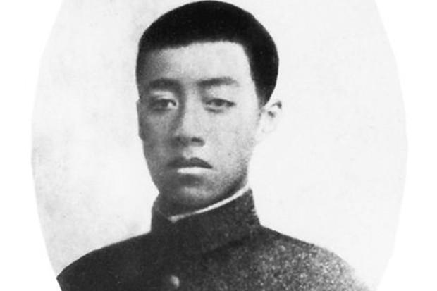 """英雄烈士谱丨""""铁血丈夫""""林觉民"""