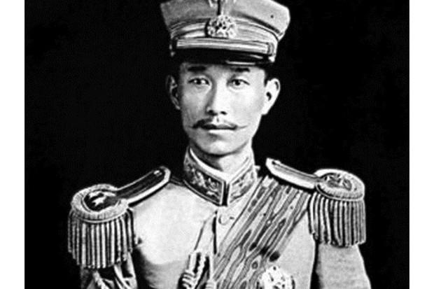 """英雄烈士谱丨蔡锷:护国儒将卫""""共和"""""""