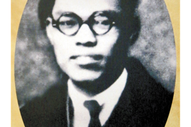 英雄烈士谱丨罗亦农:中国共产党党员的楷模