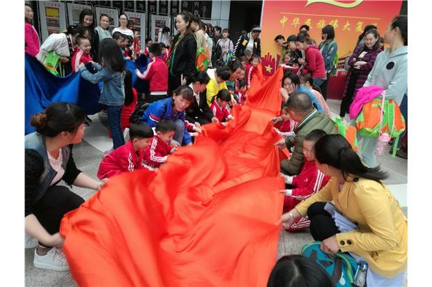 构建课外平台 传承自娃娃开始 ——市博物馆积极开展幼儿园第二课堂活动