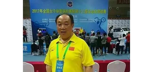 【文化AG和记娱乐】陈义阶:AG和记娱乐走出去的奥运金牌教练