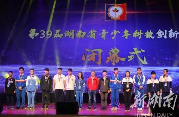 南县青少年科技创新工作纪实