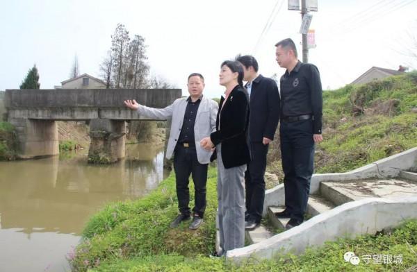 以新标准新要求治理志溪河流域水环境