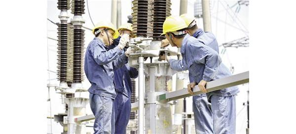 亚洲最大数据中心接电工程主体完工