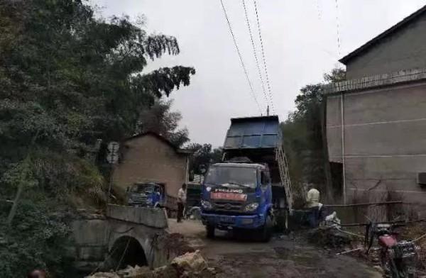 桃江:先文公路年底恢复通行 当地万余村民受益