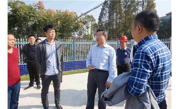 【污染防治】瞿海到南县沅江调研大通湖流域水环境治理工作