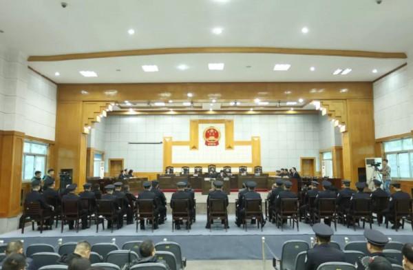 夏顺安等组织、领导、参加黑社会性质组织罪一案公开宣判